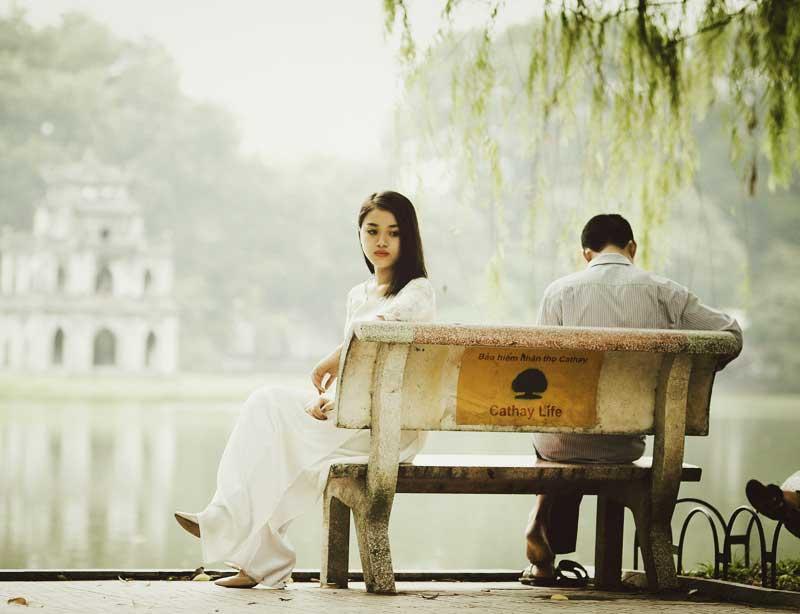 расставание с любимым, развод