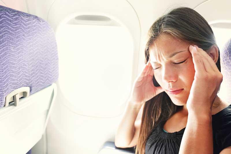 аэрофобия, головная боль, кошмар полета
