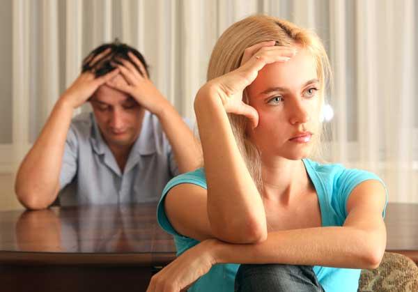 Взаимоотношения в паре